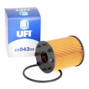 2504300 Motorölfilter UFI 25.043.00 - Große Auswahl - stark reduziert