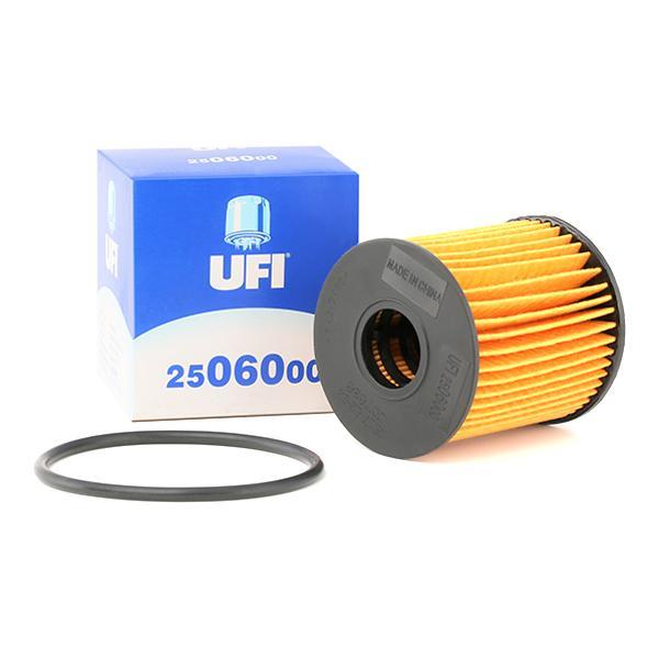 UFI | Filtro olio 25.060.00