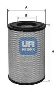 27.371.00 UFI Luftfilter für GINAF online bestellen