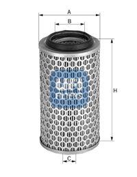 Luftfilter UFI 27.546.00 mit 22% Rabatt kaufen