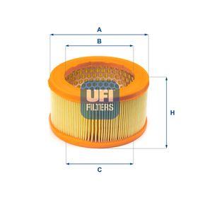 Zracni filter 27.707.00 za FIAT 600 po znižani ceni - kupi zdaj!