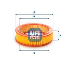 27.719.00 Zracni filter UFI originalni kvalitetni