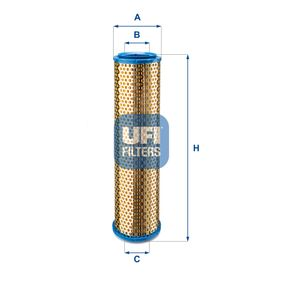 Air Filter 27.729.00 for ALFA ROMEO 1750-2000 at a discount — buy now!