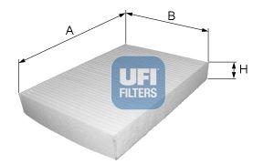 53.048.00 UFI Filter, Innenraumluft billiger online kaufen