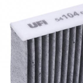54.104.00 Filter, interior air UFI - Cheap brand products