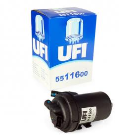 55.116.00 UFI Height: 222,0mm Fuel filter 55.116.00 cheap