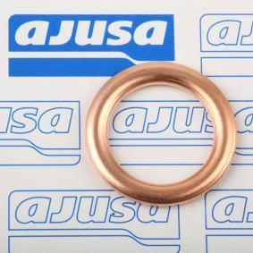 Ölablaßschraube Dichtung 18000900 mit vorteilhaften AJUSA Preis-Leistungs-Verhältnis