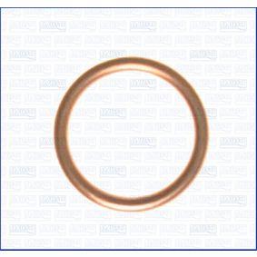 Køb og udskift Pakningsring, olieaftapningsskrue AJUSA 18001400