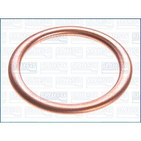 Tömítőgyűrű, olajleeresztő csavar AJUSA 18001800 - vásároljon és cserélje ki!