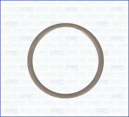 FORD SCORPIO 1996 Ölablaßschraube Dichtring - Original AJUSA 22010200 Dicke/Stärke: 1,5mm, Ø: 27mm, Innendurchmesser: 22mm