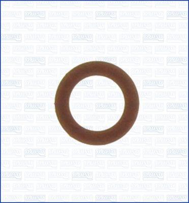 FORD FIESTA 2014 Ölablaßschraube Dichtung - Original AJUSA 23003600 Dicke/Stärke: 2mm, Ø: 20mm, Innendurchmesser: 12,5mm