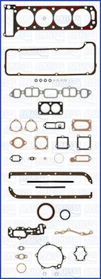 Cylinder head gasket 50019500 AJUSA — only new parts