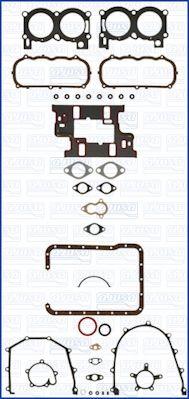 50069800 AJUSA with cylinder head gasket, with valve stem seals Full Gasket Set, engine 50069800 cheap