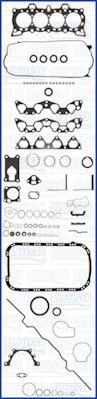 Original HONDA Cylinderpackning 50115800