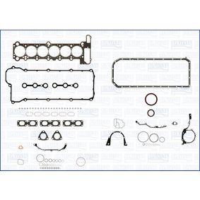 Pirkt 50123100 AJUSA ar cilindra galvas blīvi, ar vārsta kāta blīvējumu, FIBERMAX Blīvju komplekts, Dzinējs 50123100 lēti