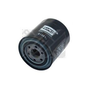 Olejový filter 61551 MITSUBISHI GALLOPER v zľave – kupujte hneď!