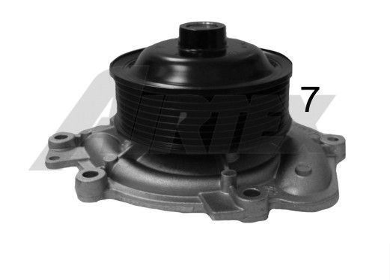 OE Original Wasserpumpe 1824 AIRTEX