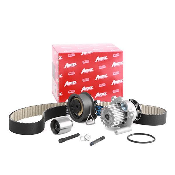AIRTEX Water pump and timing belt kit WPK-177603