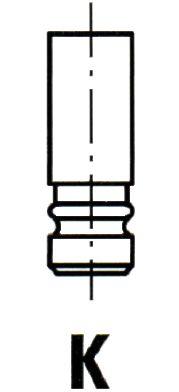 OE Original Einlaßventil VL061000 IPSA