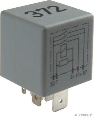 HERTH+BUSS ELPARTS: Original Kraftstoffpumpenrelais 75614616 ()