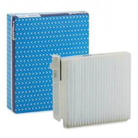 Køb SIP1690 PURFLUX Pollenfilter Breite: 182mm, Höhe: 42mm, Länge: 207mm Kabineluftfilter AH207 billige