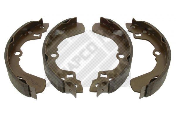 Original SUZUKI Bremsklötze für Trommelbremse 8516