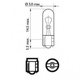12061CP Bulb, interior light PHILIPS - Cheap brand products
