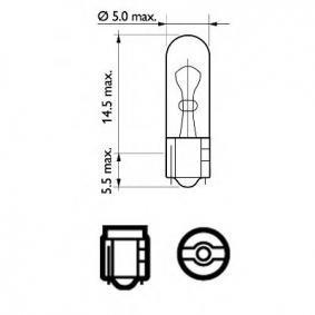 12061CP Ampoule PHILIPS - Produits de marque bon marché