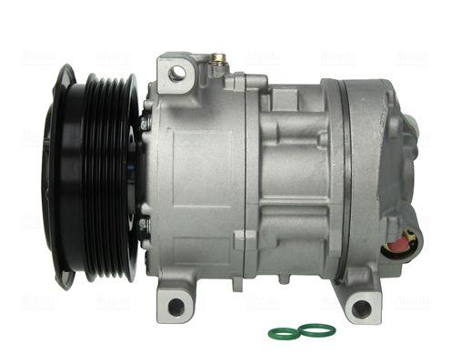 NISSENS Klimakompressor 89202