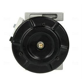 89202 Klimakompressor NISSENS 89202 - Große Auswahl - stark reduziert