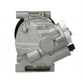 89202 Kompressor NISSENS - Markenprodukte billig