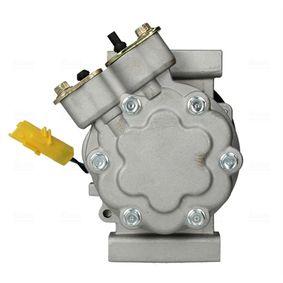 89332 Kompressor, Klimaanlage NISSENS - Markenprodukte billig