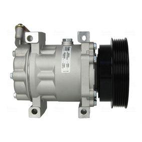89332 Kompressor, Klimaanlage NISSENS Erfahrung