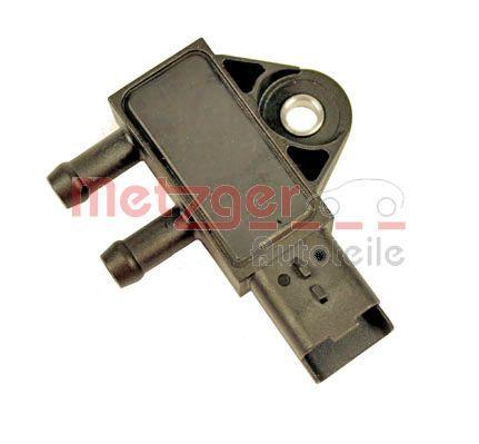 METZGER: Original Abgasdrucksensor 0906029 (Pol-Anzahl: 3-polig)