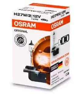 Kia Picanto TA 2019 reservdelar: Glödlampa, huvudstrålkastare OSRAM 881 — ta vara på ditt erbjudande nu!