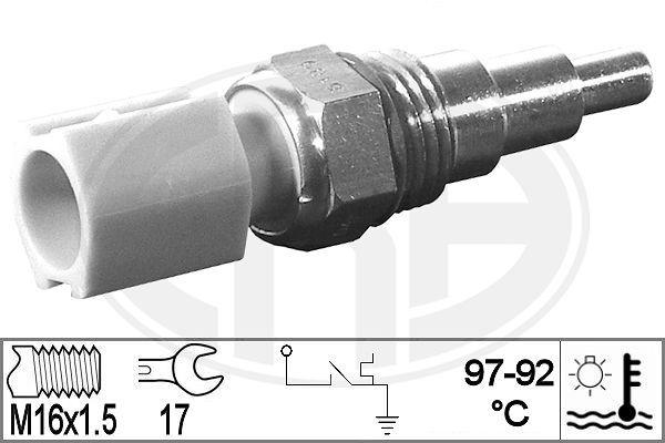 MAZDA MX-3 1997 Kfz-Klimatisierung - Original ERA 330192 Anschlussanzahl: 1
