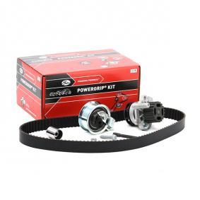 Gates Water Pump /& Timing Belt Kit KP15569XS-1 Fit with VW Sharan