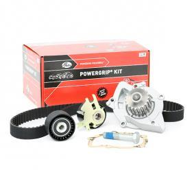 Z80691 GATES with water pump, FleetRunner™ Micro-V® Stretch Fit® Water Pump & Timing Belt Set KP15606XS cheap