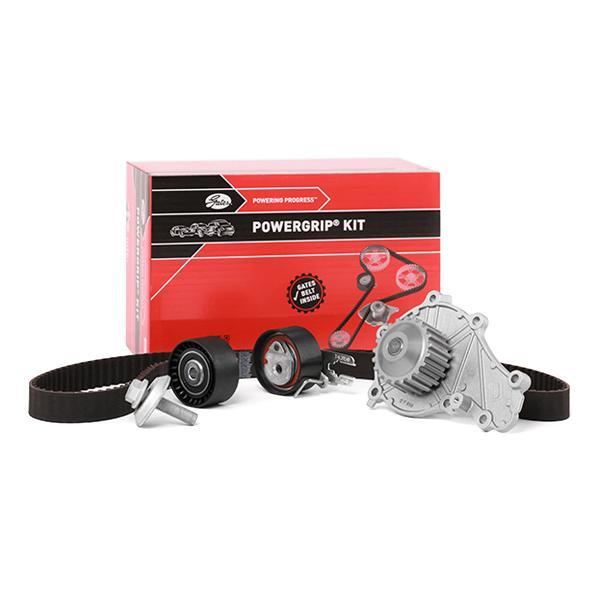 Buy cheap OEM parts: Water pump and timing belt kit GATES KP15587XS