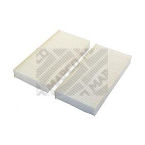 Günstige Filter, Innenraumluft mit Artikelnummer: 65504 HONDA FR-V jetzt bestellen