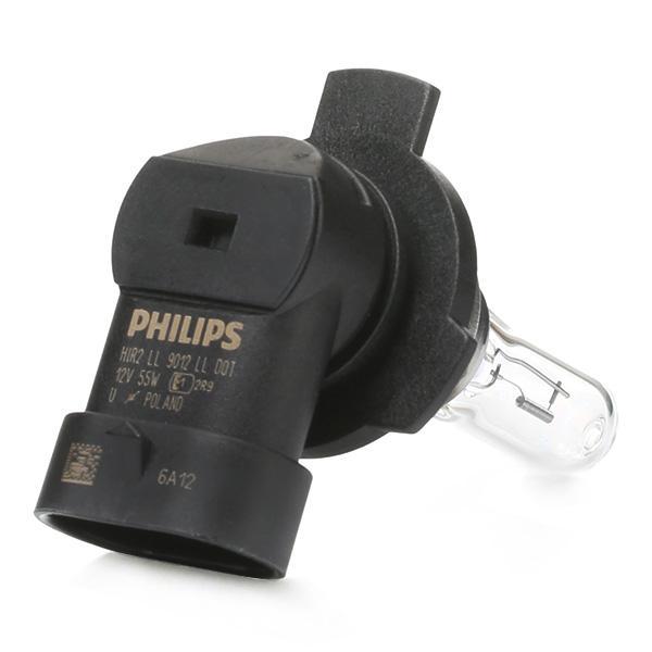 9012LLC1 Glühlampe, Fernscheinwerfer PHILIPS in Original Qualität