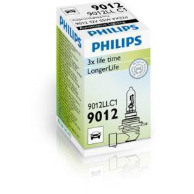9012LLC1 Pære, fjernlys PHILIPS - Billige mærke produkter