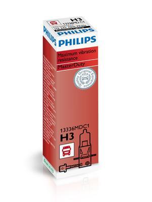 PHILIPS   Glühlampe, Fernscheinwerfer 13336MDC1