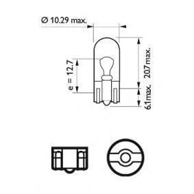 12961LLECOB2 Glühlampe, Blinkleuchte PHILIPS - Markenprodukte billig