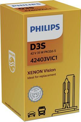 42403VIC1 Gloeilamp, verstraler PHILIPS - Ervaar aan promoprijzen