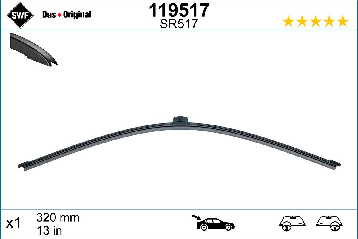 Wisserblad SWF 119517 Beoordelingen