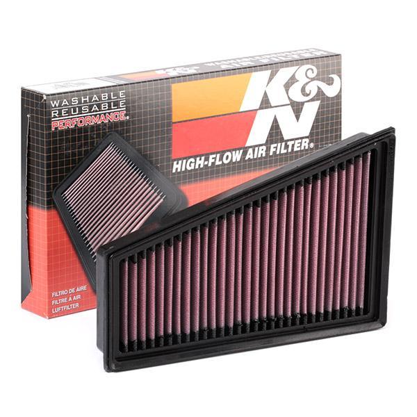 332995 Luchtfilter K&N Filters 33-2995 - Geweldige selectie — enorm verlaagd