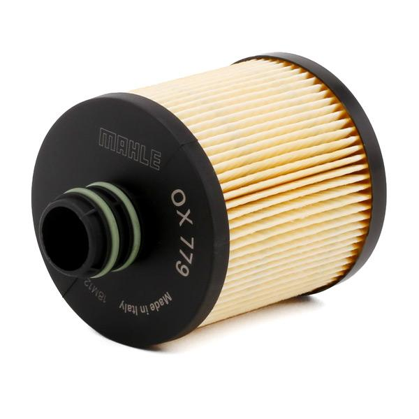 OX779D Motorölfilter MAHLE ORIGINAL 70529575 - Große Auswahl - stark reduziert