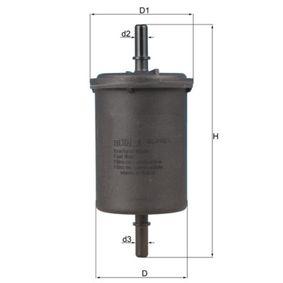 KL416/1 Kraftstofffilter MAHLE ORIGINAL Erfahrung