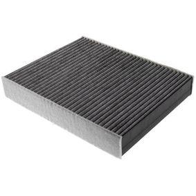 LAK812 Filter, Innenraumluft MAHLE ORIGINAL LA742 - Große Auswahl - stark reduziert
